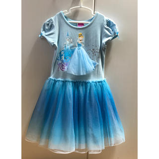 ディズニー(Disney)のディズニープリンセス ドレス .120センチ 女の子(ドレス/フォーマル)