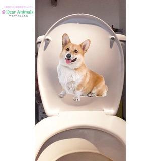 コーギー こーぎー シール ステッカー♪ 新品未使用品 002(犬)