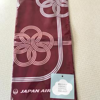 ジャル(ニホンコウクウ)(JAL(日本航空))のJALオリジナル チーフ(ハンカチ)