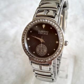ヴェルサーチ(VERSACE)のアルフレッドヴェルサーチ 腕時計レディースクォーツ(腕時計)