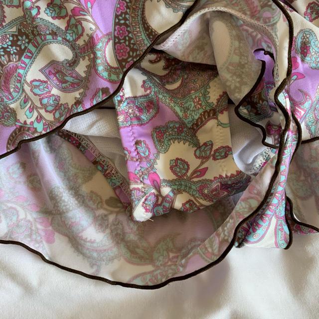 三愛水着楽園(サンアイミズギラクエン)のペイズリー柄 ビキニ レディースの水着/浴衣(水着)の商品写真