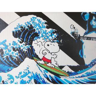 【※n.a.O様専用】 アートポスター ×2点まとめ(絵画/タペストリー)