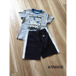 アルマーニ ジュニア(ARMANI JUNIOR)のARMANI JUNIOR☆パンツ(パンツ/スパッツ)