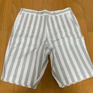 ジーユー(GU)のGU メンズ パンツ 半ズボン (ショートパンツ)