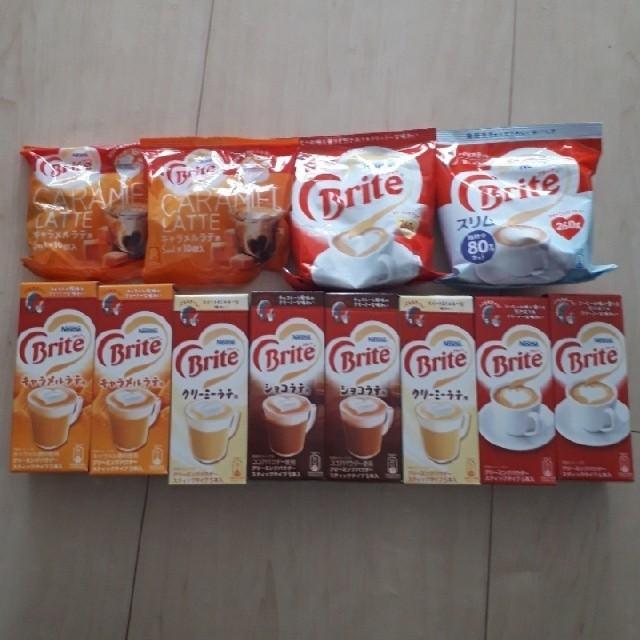 Nestle(ネスレ)のブライト 食品/飲料/酒の飲料(コーヒー)の商品写真