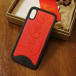 クリスチャンルブタン(Christian Louboutin)のRAY55 専用出品 iPhone xs ケース クリスチャン ルブタ(iPhoneケース)