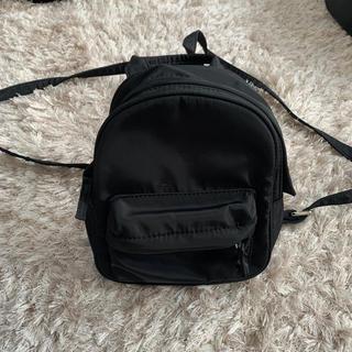 ザラ(ZARA)のリュックサック カバン 鞄 ミニサイズ ミニリュック バックパック(リュック/バックパック)