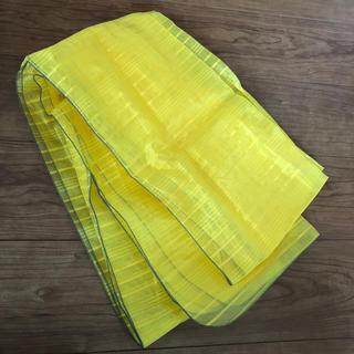 黄色  浴衣帯(浴衣帯)