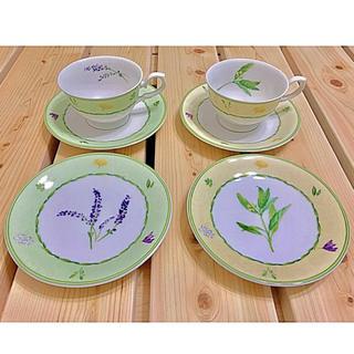 ナルミ(NARUMI)のyuyumama様 ご専用 ナルミ カップ&ソーサー ケーキ皿(グラス/カップ)