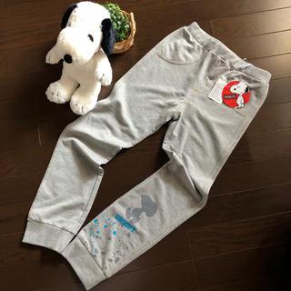 スヌーピー(SNOOPY)の最終値下げ❤︎スヌーピー ズボン 130(パンツ/スパッツ)