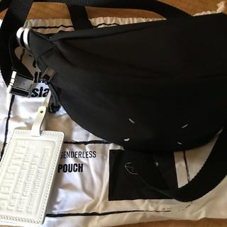 マルタンマルジェラ(Maison Martin Margiela)のMAISON MARGIELA belt bag stereotype(ウエストポーチ)