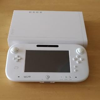 ウィーユー(Wii U)のWii U プレミアムセット32GB 美品(家庭用ゲーム本体)
