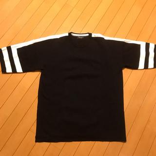 ザラ(ZARA)のhoop様 黒&ネイビー(Tシャツ/カットソー(半袖/袖なし))