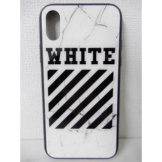 オフホワイト(OFF-WHITE)の人気のデザイン  iPhoneカバー  サイズあります (その他)