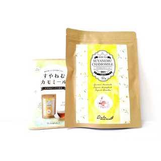 【新品・未使用品】 すやねむカモミール 42g(茶)