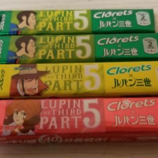 クロレッツガム4個(菓子/デザート)