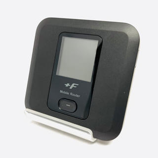 【SIMフリー】FUJISOFT mobile router FS030W(その他)