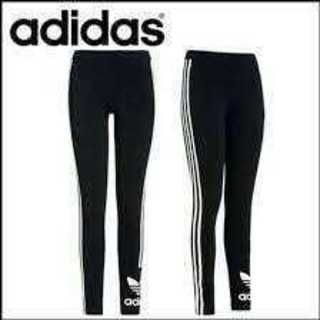 アディダス(adidas)のアディダス レギンス ロゴレギンス adidas S(レギンス/スパッツ)
