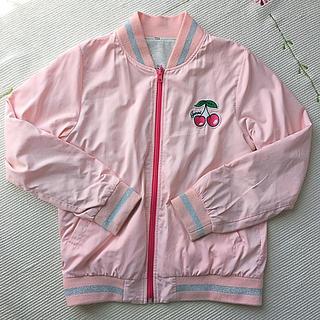 ジェニィ(JENNI)のS♡JENNI リバーシブルジャンパー 160(ジャケット/上着)