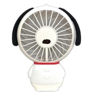 スヌーピー(SNOOPY)のスヌーピー ハンディ扇風機(扇風機)