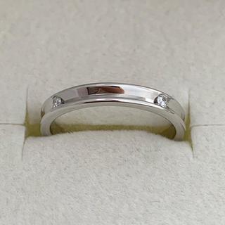 プラチナ ラザール ダイヤ リング(リング(指輪))
