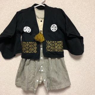ベビー 袴 男の子 70(和服/着物)