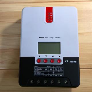 MPPT ソーラーチャージコントローラー ML2430(変圧器/アダプター)