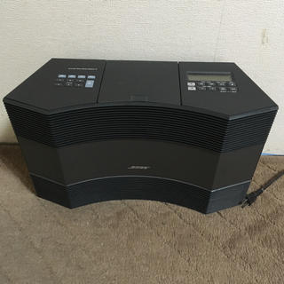 ボーズ(BOSE)のBose Acoustic Wave music system II(スピーカー)