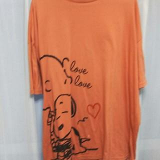 ベルーナ(Belluna)のビッグTシャツ(M~3L商品)(Tシャツ(半袖/袖なし))