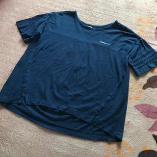 アディダス(adidas)のアディダス(Tシャツ(半袖/袖なし))