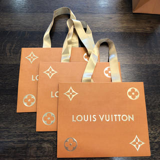 ルイヴィトン(LOUIS VUITTON)のLOUIS  VUITTON 紙袋 (小)(ショップ袋)
