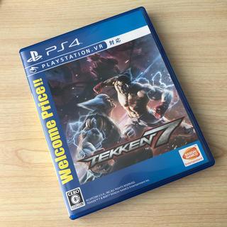 バンダイナムコエンターテインメント(BANDAI NAMCO Entertainment)の鉄拳7 PS4(家庭用ゲームソフト)