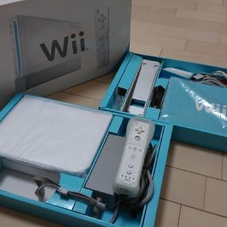 Wii - 即決可・送料無料・wii ホワイトセット