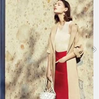 ミラオーウェン(Mila Owen)のミラオーウェン 定価17000円 リネン春コート(トレンチコート)