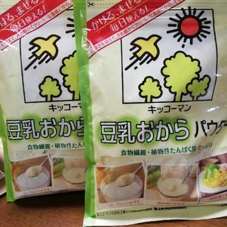キッコーマン 豆乳おからパウダー(豆腐/豆製品)