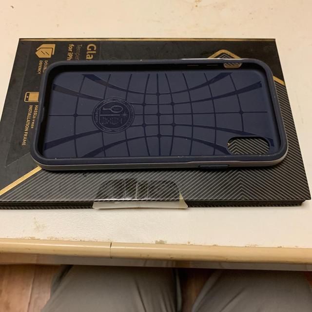 Spigen(シュピゲン)のiPhoneケース スマホ/家電/カメラのスマホアクセサリー(iPhoneケース)の商品写真