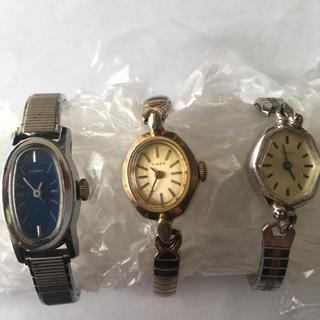 タイメックス(TIMEX)のTIMEX. 腕時計3点(腕時計)