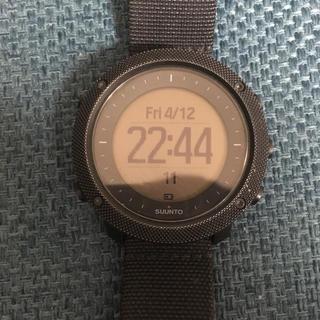 スント(SUUNTO)のスントトラバースアルファ  画像のもののみ(腕時計(デジタル))