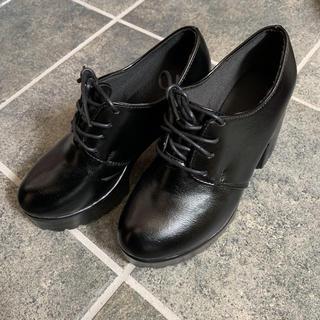 厚底 ブーツ(ブーツ)