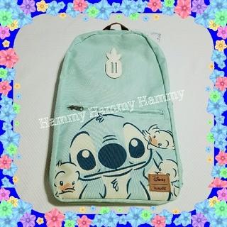 Disney - 【日本未発売!!】スティッチ★折畳み式バッグパック
