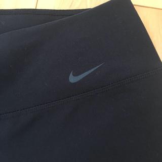 ナイキ(NIKE)の美品 ナイキ ドライフィット   黒  パンツ  XL(カジュアルパンツ)
