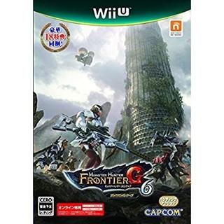 ウィーユー(Wii U)のモンスターハンター フロンティアG6 プレミアムパッケージ - Wii U  (家庭用ゲームソフト)