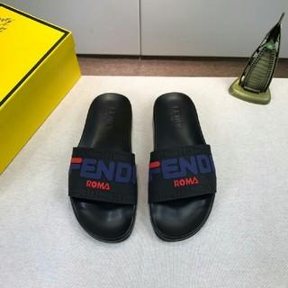 フェンディ(FENDI)のフェンディ FENDI ブーツ メンズ 38 (ブーツ)