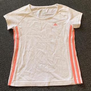 アディダス(adidas)のadidas 140 Tシャツ 女の子(Tシャツ/カットソー)