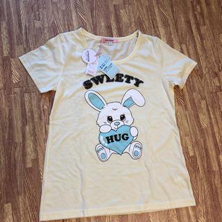 チュチュアンナ(tutuanna)の新品、タグ付き Tシャツ(Tシャツ(半袖/袖なし))