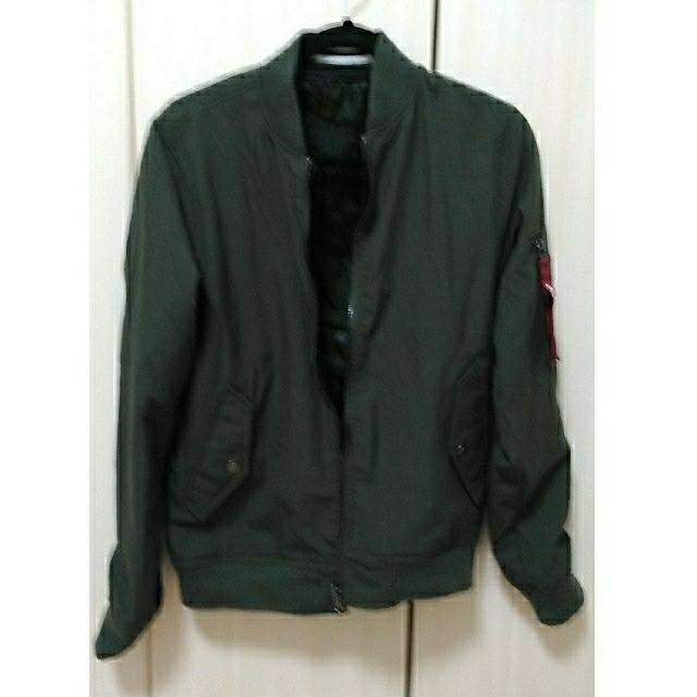 VANS(ヴァンズ)のreversibleリバーシブル スカジャン or MA-1タイプ メンズのジャケット/アウター(スカジャン)の商品写真