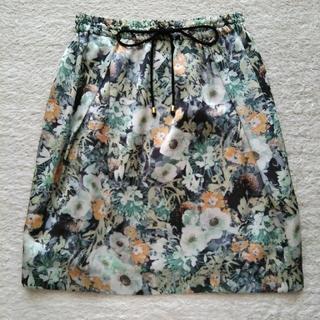アナディス(d'un a' dix)のunaca スカート(ひざ丈スカート)