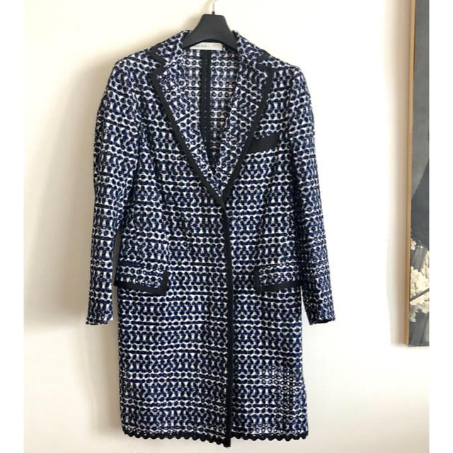 sacai luck(サカイラック)のsacai  luck ギンガムチェック ジャケット レディースのジャケット/アウター(テーラードジャケット)の商品写真