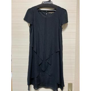 デミルクスビームス(Demi-Luxe BEAMS)のDemi-Luxe BEAMS 半袖ワンピース(ひざ丈ワンピース)