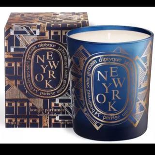ディプティック(diptyque)のシティキャンドル★ニューヨーク diptyque city candle NY(キャンドル)